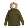 Blossom Girls Jacket Verde Militar