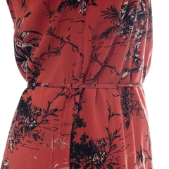 Dorian Dress Rojo - Reef