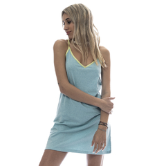 Weekly Dress Aqua - comprar online