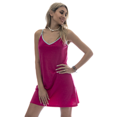 Weekly Dress Fucsia