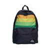Moving On Backpack Black Stripe