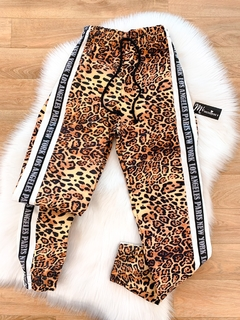 Calça Jogger Any Animal Print na internet