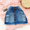 Saia Botton Denim