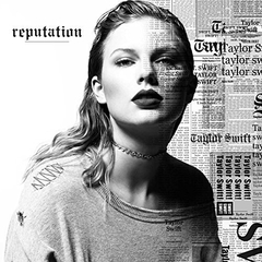 Cd Reputation de Taylor Swift