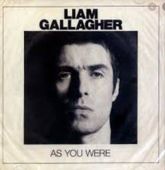 Cd As You Were - Liam Gallagher