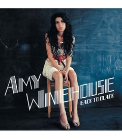Cd Back to Black de Amy Winehouse