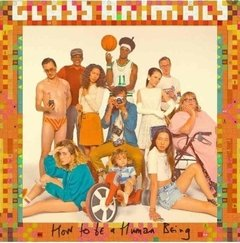 Cd How To Be A Human Being - Glass Animals