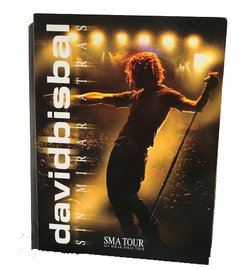 Box Set Sin Mirar Atrás Tour - David Bisbal