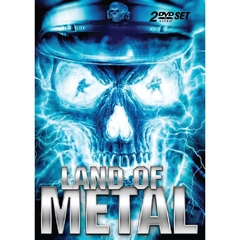 dvd Land Of Metal