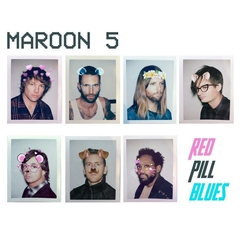 Cd Red Pill Blues - Maroon5
