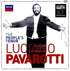 Cd Doble The People´s Tenor - Luciano Pavarotti