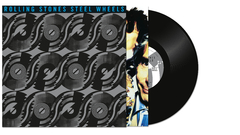 "Vinilo Importado ""Steel Wheels"" - The Rolling Stones"