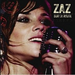 Cd y Dvd Sur La Route - Zaz