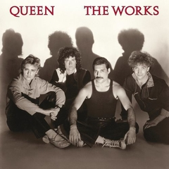 LP Importaado The Works (edición estándar remasterizada) - Queen