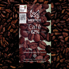 Café - 62% - Chocolate Bean to Bar