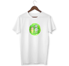 Camiseta Rick and Morty - Dedo