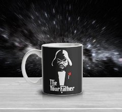 Caneca Star Wars Darth Vader - The Your Father - comprar online