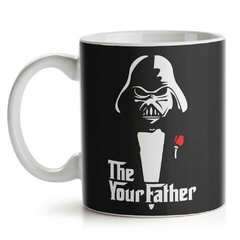 Caneca Star Wars Darth Vader - The Your Father