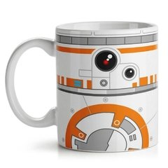 Caneca Star Wars Faces BB8