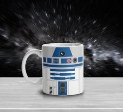 Caneca Star Wars Faces R2D2 - comprar online