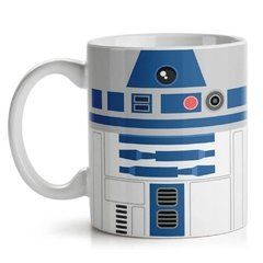 Caneca Star Wars Faces R2D2