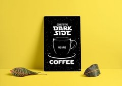Quadro Star Wars - Dark Side