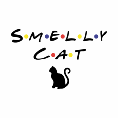 Camiseta Friends - Smelly Cats - comprar online