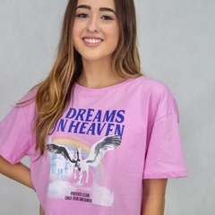 Tee Cropped Dreams