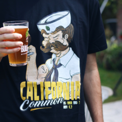 Remera California Common