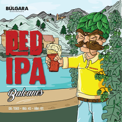Botella PET 1 Litro Red IPA en internet