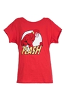 Remera Dama - DC Flash Vintage