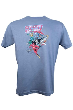 Remera Unisex – Justice League