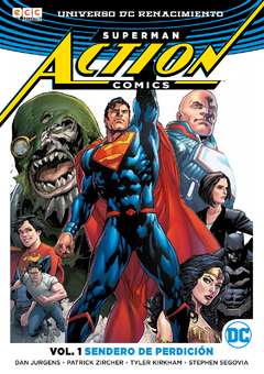 Action Comics vol. 1: Sendero de perdición