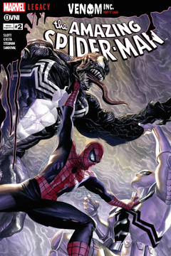 Amazing Spider-Man (LEGACY) #2
