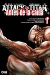 Attack on Titan: Antes de la caída Vol.1 (Variant)