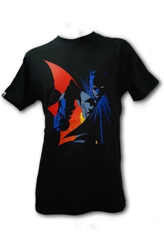 Remera Unisex - DC Batman Shadow