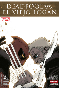 Deadpool vs El viejo Logan - REGALO