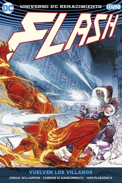 Flash vol. 3: Vuelven los villanos
