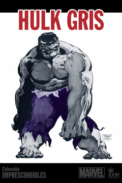 Imprescindibles Marvel vol. 05: Hulk ~ Gris