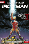 Invencible Iron-Man Vol.2: Maquinas de Guerra