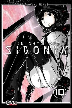 Knight of Sidonia Vol.10