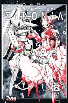 Knight of Sidonia Vol.8