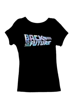 Remera Dama - Back to the Future