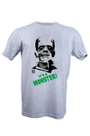Remera Unisex - Classic Monsters Frankenstein