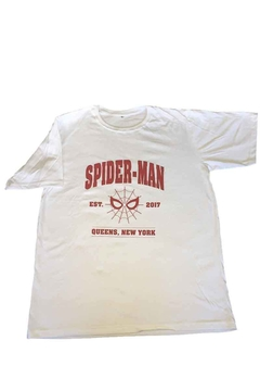 Remera Unisex – Marvel Spider-Man Queens New York