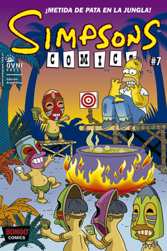 Simpsons Comics #7