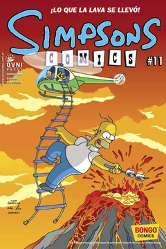 Simpsons Comics #11