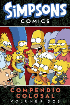 Simpsons Comics: Compendio Colosal Vol.2