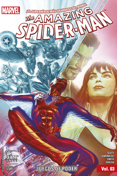 The Amazing Spider-Man Vol.3: Juegos de poder