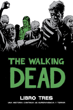 The Walking Dead Deluxe – Libro 3